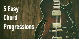 Easy Guitar Chord Progression Chart 5 Chord Progressions Every Beginner Songwriter Must Know