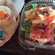 photo de honey baked ham meridian ms États unis chef salad