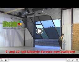 garage screen doorsTransform Your Garage To Versatile Space For Work or Play On Demand
