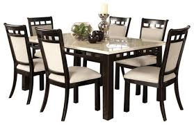dining table sets. Marble Top Dining Table Set Sets I