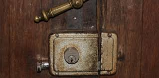 lock your door. Why Change Your Door Locks? Lock
