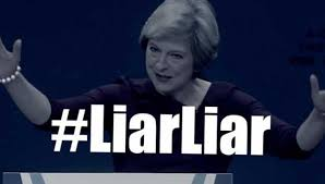 2017 In British Music Charts Liar Liar Song Attacking British Pm Tops Music Charts