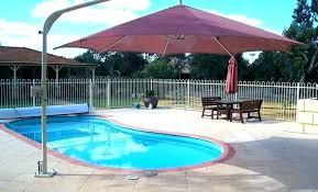 cantilever patio umbrellas uk rectangular costco best umbrella amazing outdoor large home depot on