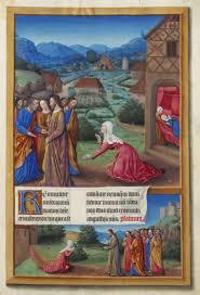 Yesus Menyembuhkan Anak Perempuan Seorang Perempuan Kanaan