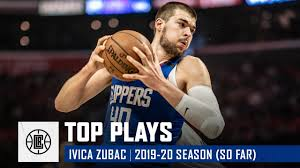 L.A. Clippers - Best of Ivica Zubac Highlights from the 2019-20 Season so  far. | Facebook