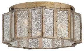 Glass Flush Mount Ceiling Light Shrine Flush Mount Ceiling Light By Quoizel Sre1616agl