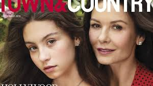 Sign up for free now for the biggest moments from morning tv. Catherine Zeta Jones Shares Cute Family Vacation Pics And Videos With Michael Douglas From Africa Entertainment Tonight