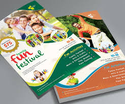 Fun Brochure Templates Awesome Eye Catching Flyer Templates Designs Advertising