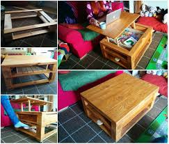 diy lift top pallet coffee table 2 fabartdiy