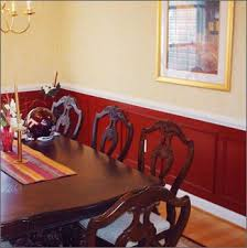 dining room paint ideas with chair rail apart from using mouldings to create a break house painters can create