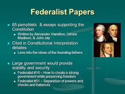 the constitutional convention ppt video online  federalist papers 85 pamphlets essays supporting the constitution