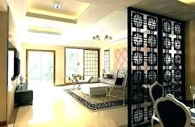 living room partition divider for living room dividers screen partition kitchen ideas living dining room partition