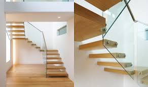 open tread stairs. Wonderful Stairs Open Tread Stairs Designs Intended