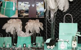 41 Best Tiffany And Co Baby Shower Images On Pinterest  Tiffany Tiffany And Co Themed Baby Shower