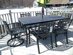 outdoor furniture collection replacement cushions hanamint patio reviews donation pick up queens ny for suburb