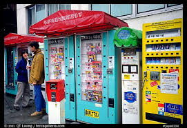 Automated Vending Machines Enchanting PicturePhoto Automatic Vending Machines Dispensing Everything