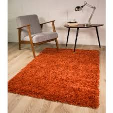 burnt orange rug. Terracotta Orange Shaggy Rug Ontario Burnt A