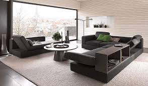 contemporary furniture small spaces. Furniture Decoration For Living Room Wool Carpet Black Bed Sofa With Storage Cushions Round Contemporary Small Spaces R