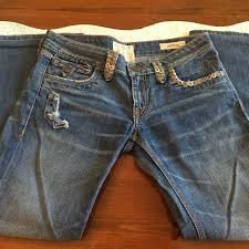 Taverniti Janis 16 Jeans Sz 30 Womens Boot Leg