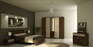simple master bedroom interior design. Master Bedroom Design For Simple Modern Interior With White And Grey Wall Paint Color Combined Brick Texture Plus Decorating A
