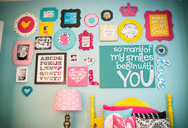 creative gallery wall ideas