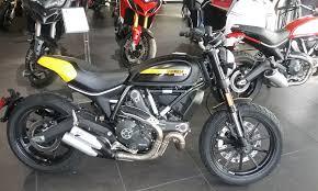 new 2017 ducati scrambler full throttle motorcycles in greenville