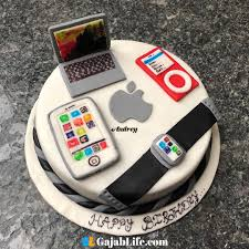 Apple devices cake iphone audrey cake - January 2021
