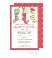 christmas open house flyer open house party invitation templates elegant christmas house party
