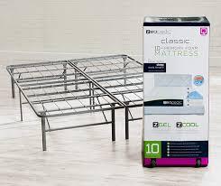 mattress in a box. zeopedic classic 10\ mattress in a box 1