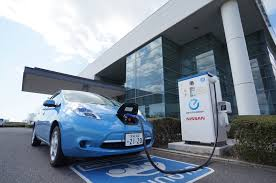 Ev Charging Station Inhabitat Green Design Innovation