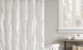 how to clean a cloth shower curtain