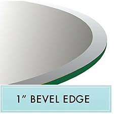 glass dining table top thickness. 42\u0026quot; round clear tempered glass table top 1/2\u0026quot; thick dining thickness