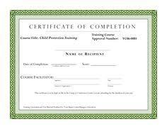 Best Certificate Templates 15 Best Certificate Templates Images Certificate Templates Award