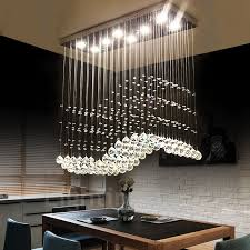 nice chandeliers for home and dimmable modern led crystal ceiling pendant light indoor chandeliers
