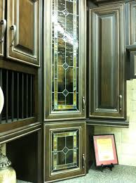Kitchen Cabinet Insert Kitchen Cabinet Doors With Glass Inserts