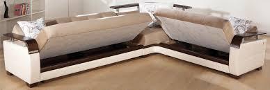natural sectional sofa sleeper (