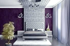 black furniture decor. Purple Walls White Furniture Black And Enchanting Bedrooms With Wall Bedroom Decor R