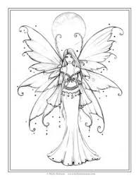 Small Picture Free Printables TONS of Fairy Coloring Pages Printables