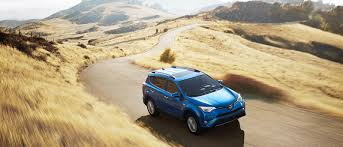 Experience the Powerful 2017 Toyota RAV4 on Your Test Drive