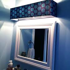vanity light cover bathroom covers unique shade for fixtures on project diy