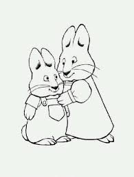 Small Picture Max And Ruby Coloring Pages To Print Laura Williams