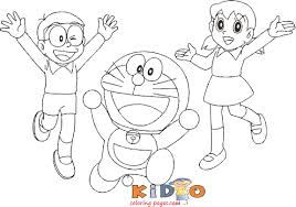 Nobita no machi sos!) many doraemon video games were released for most video game systems in japan. Nobita Archives Kids Coloring Pages