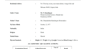 Resume For Cse Freshers Pdf Fascinating Fresher Resume Format
