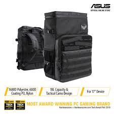 TUF Gaming Backpack : Men's Bags & Shoes - Qoo10