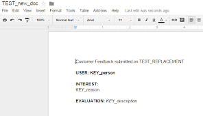 Google Web Forms Mail Merge Ish F I C I A L
