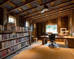 home office style ideas. 18 Great Cabin Home Office Design Ideas In Rustic Style