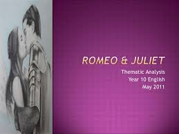 romeo juliet themes lesson