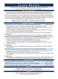 public relations sample resume marketing resume examples resume professional writers