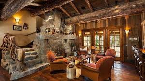 18 Awesome Log Cabin Living Rooms