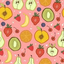 fruit wallpaper tumblr. Plain Wallpaper Fruit Pattern By LexieHolliday  In Fruit Wallpaper Tumblr